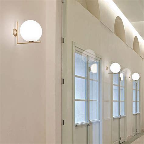 flos bathroom light flos ic c w 1 wall light choose colour achica