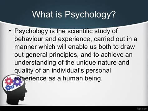 Introduction To Psychology introduction to psychology autosaved