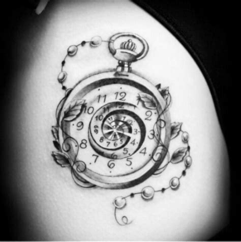 pocket watch tattoos designs 19 pocket images pictures and ideas
