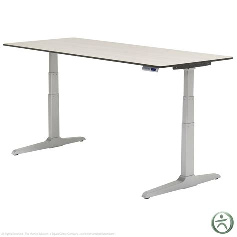 Workrite Desks shop workrite hx rectangular adjustable height desks