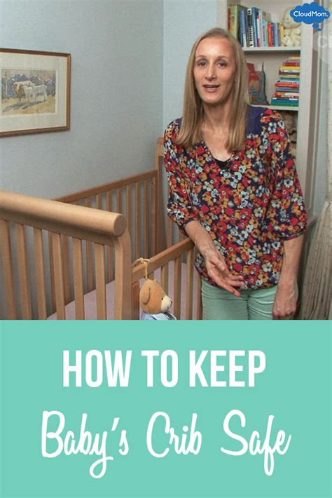how to keep baby in crib at how to keep baby s crib safe cloudmom