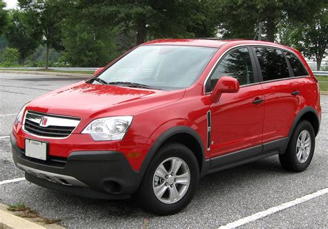 Or Vue Saturn Vue Simple The Free Encyclopedia
