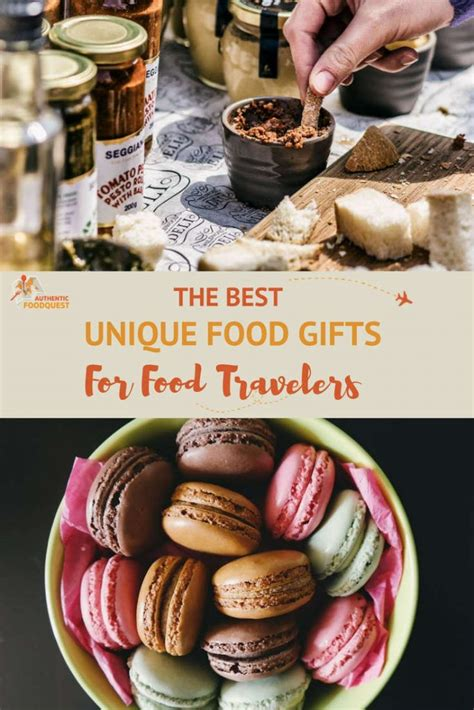 unique cooking gifts the best unique food gifts for food travelers authentic