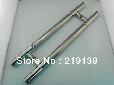 modern storefront door pull handles tubing stainless steel 1pair storefront stainless steel glass door handle pull tubing 24 inches for entry furniture