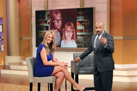 woman on steve harvey show with extensions steve harvey advises melbourne woman on dating orlando