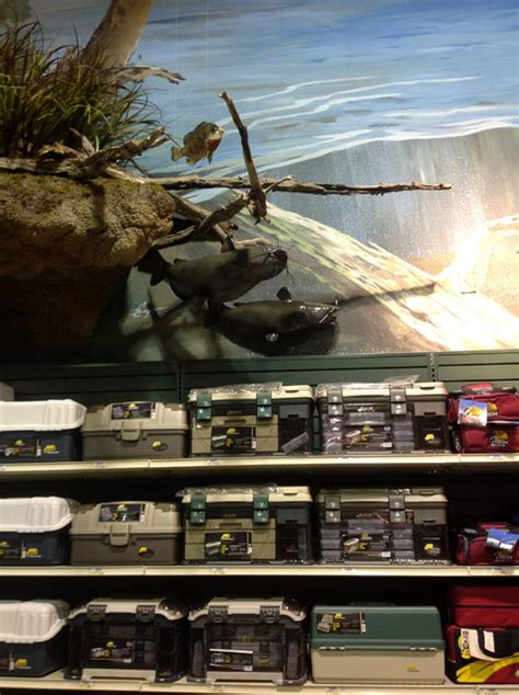 bass pro shops interior decorating 34 quot channel catfish
