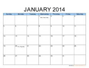 Calendar Template 2014 Uk by 2014 Monthly Calendar Printable With Holidays Www