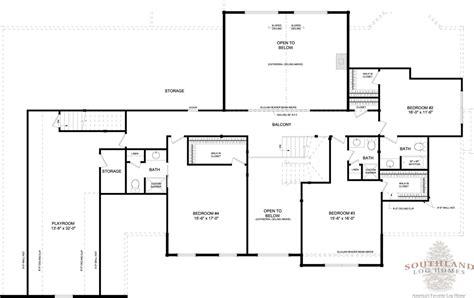 southland floor plan logcabin plans log home floor plan house cabin