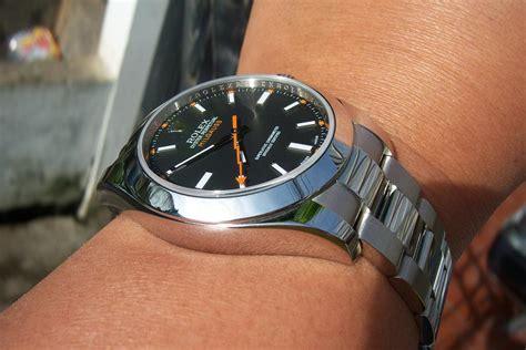 Jam Tangan Rolex Millgaus 5 jam tangan kuno rolex milgauss 116400 ca 2010