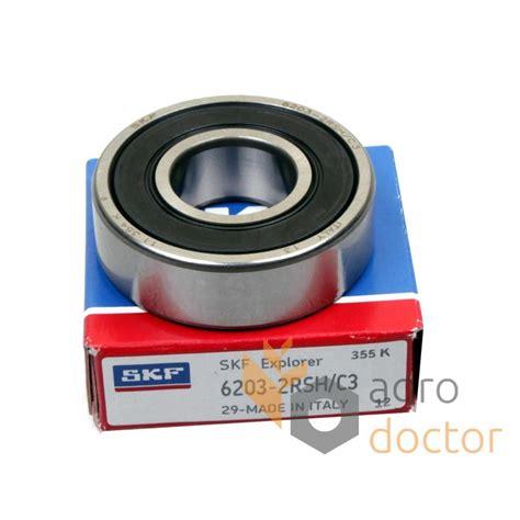 Bearing Skf 6203 C3 6203 2rshc3 skf groove bearing oem 239463 0