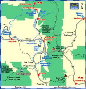 springs in colorado map 19 best images about colorado local area maps on