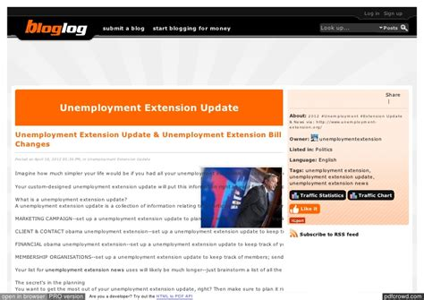 Unemployment Mi Extension | unemployment mi extension sbi nri home loan eligibility