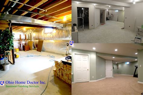 Basement Remodeling and Finishing in Dayton Ohio   Ohio Home Doctor