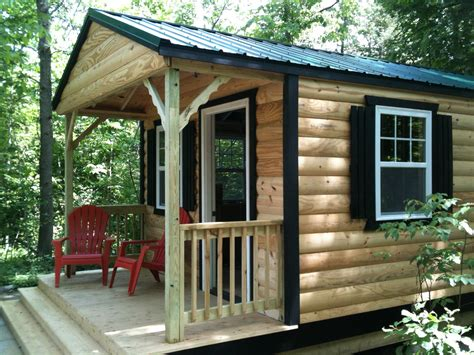 hunting cabin shed tuff shed cabins country cabin kits
