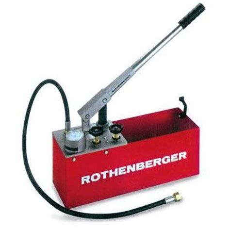 Plumbing Pressure Tester by Pressure Tester Electric Tool Hire