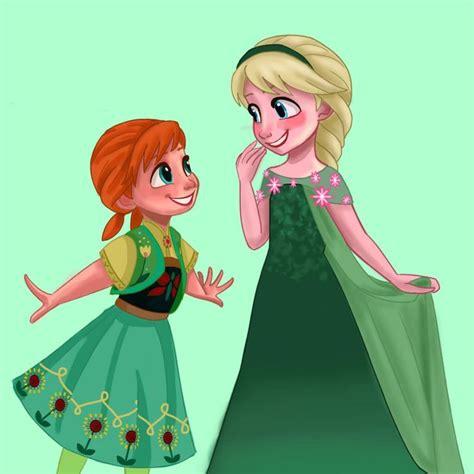 disney prinsessor frost elsa disney prinsessor de 1788 b 228 sta anna and elsa frozen bilderna p 229 pinterest