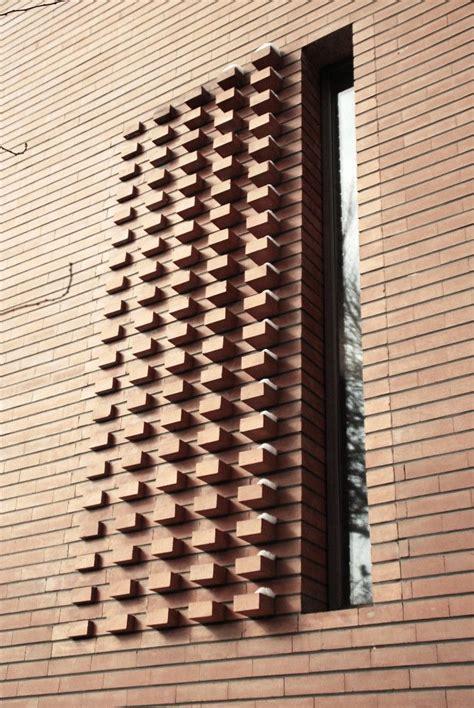 modern brick walls 25 best ideas about brick architecture on