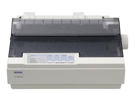 Printer Epson Dot Matrix Lx 300 Epson Lx 300 11 Colour Dot Matrix Printer Ebuyer