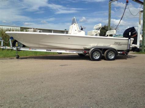 pathfinder boats dealers florida pathfinder 2300hps boats for sale in ta florida