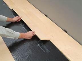 Engineered Flooring Installation Hardwood Flooring Basics By Bruce Flooring