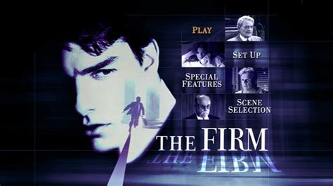 Color Palette For Website the firm 1993 dvd movie menus