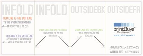 roll fold brochure template roll fold brochure template