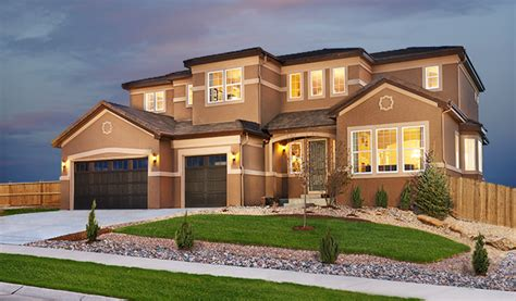 new homes in co home builders in the estates at