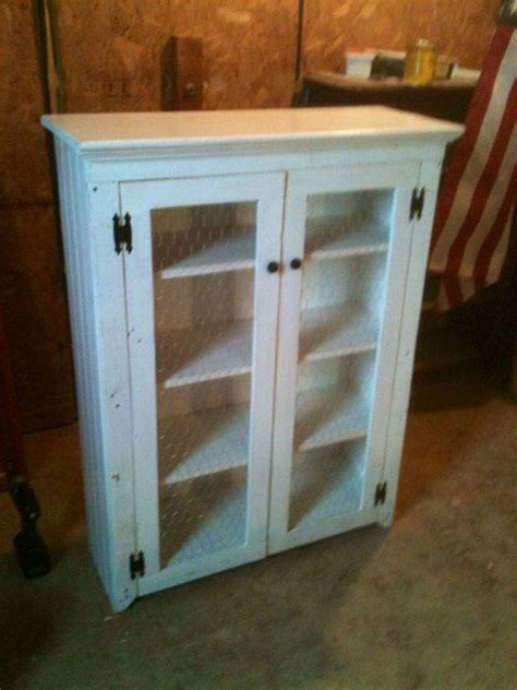 Primitive Dining Room Cabinets Rustic And Primitive Jelly Cabinet Cupboard By Sameasnever