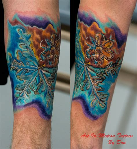 color gallery art in motion tattoos