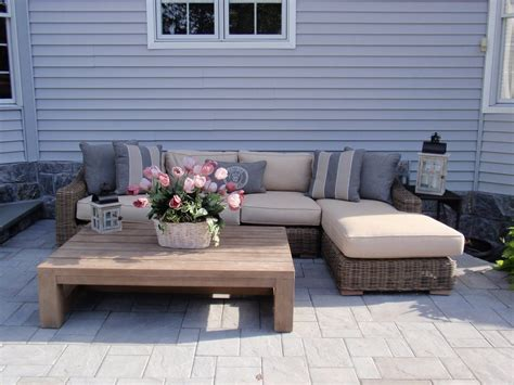 backyard furnishings diy outdoor furniture as the products of hobby and the gifts