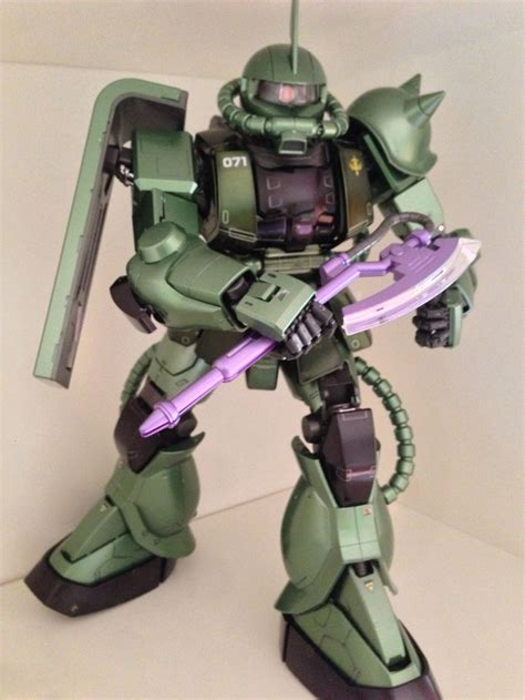 Bandai Pg Ms 06f Zaku Ii Weapon Animation Color Version Limited 17 best images about my gunpla models on models vintage and custom boxes