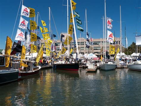 boat shows in california boat show in oakland california editorial stock image