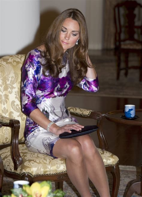 Emily Thompson Flowers by Kate Middleton Trademark Tights At The Dinner At