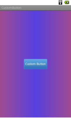 custom layout in android exle design custom background and button for android using xml