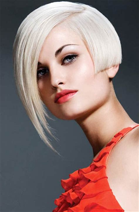 short hairstyles long on one side short on other long bob hairstyles that reinvent the classic