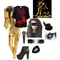 Outfit 59 golden freddy from five nights at freddy s by mandi hatter