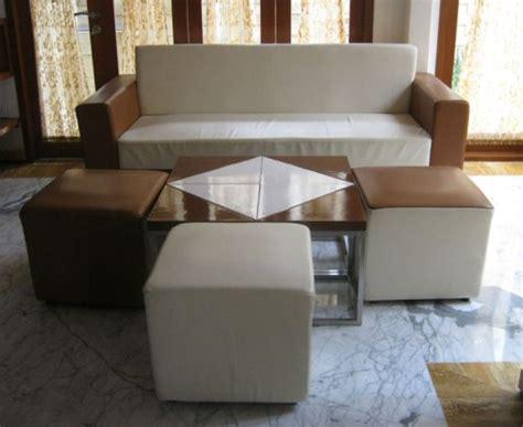 Sofa Yang Sederhana desain interior rumah mungil dan sejuk jualbogor