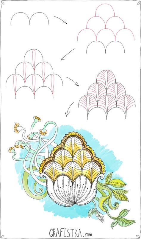 doodle alley flowers 54 best images about po doodle on mandalas