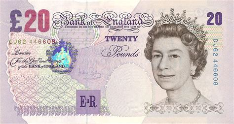 printable paper money uk pin uk banknotes old and new gbp 20 twenty pound notes