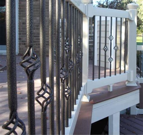 Iron Deck Spindles News Updates Fortress Iron From Wrought Iron To