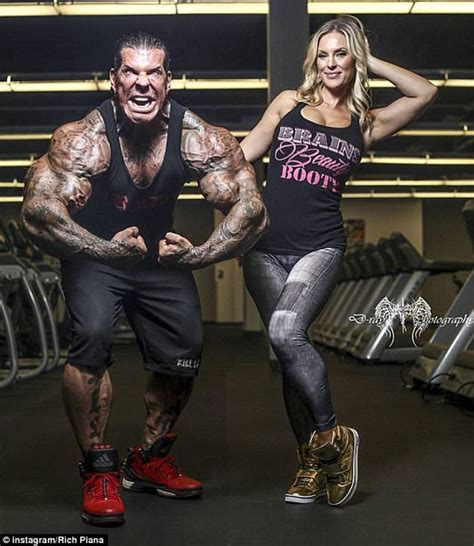 How Did Detox Boyfriend Die by Rich Piana S Gf Refutes Claims He Died Of Overdose
