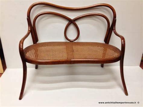 divano thonet antichit 224 il tempo ritrovato antiquariato e restauro