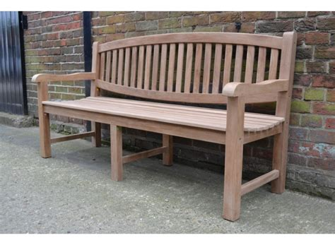 park benches uk oval bench 180