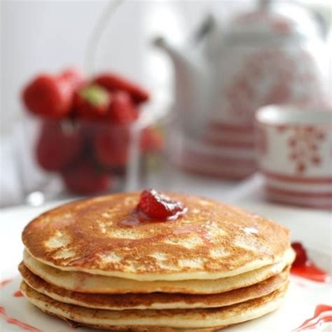 pancakes cuisine az recette pancakes sans beurre