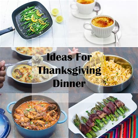 ideas for thanksgiving dinner maya kitchenette