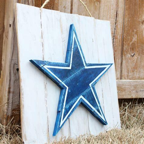 Dallas Cowboys Wall Decor items similar to pallet sign wall decor with dallas cowboys football on etsy