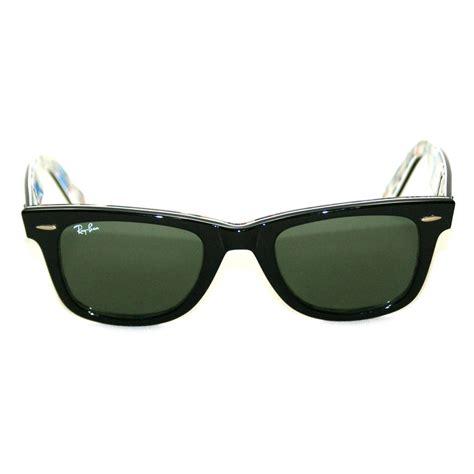 Original Ban New Wayfarer Polarized Sunglasses ban ban original wayfarer sunglasses special series 2 mta black rb2140 1028 50 22 3n