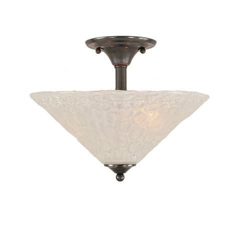 black flush mount light feiss peyton 2 light black semi flush mount light sf275bk