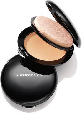 Bedak Nutrimetics nutrimetics nc velvet finish mineral foundation powder