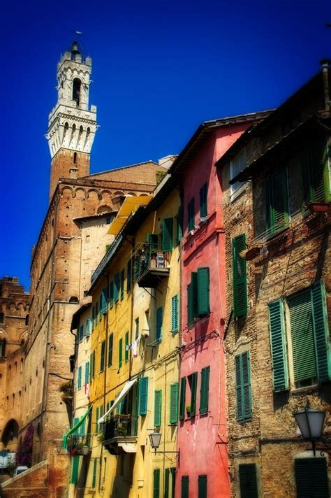 siena color colors of siena italy beautiful place to visit travel
